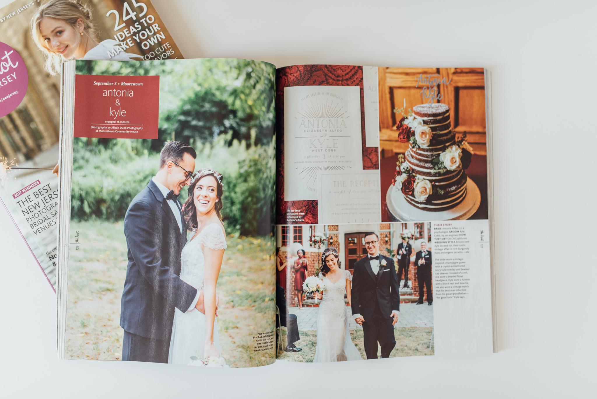 Antonia & Kyle's Wedding - Lydia Marie Elizabeth