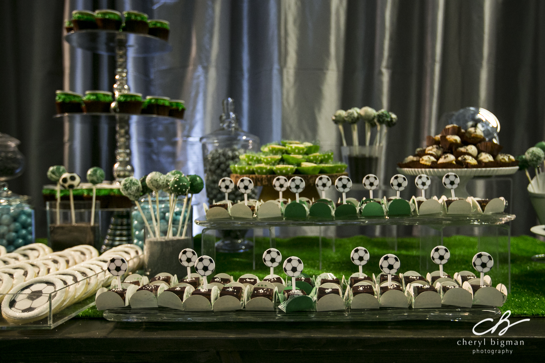 Soccer Themed Bar Mitzvah - Amazae Events