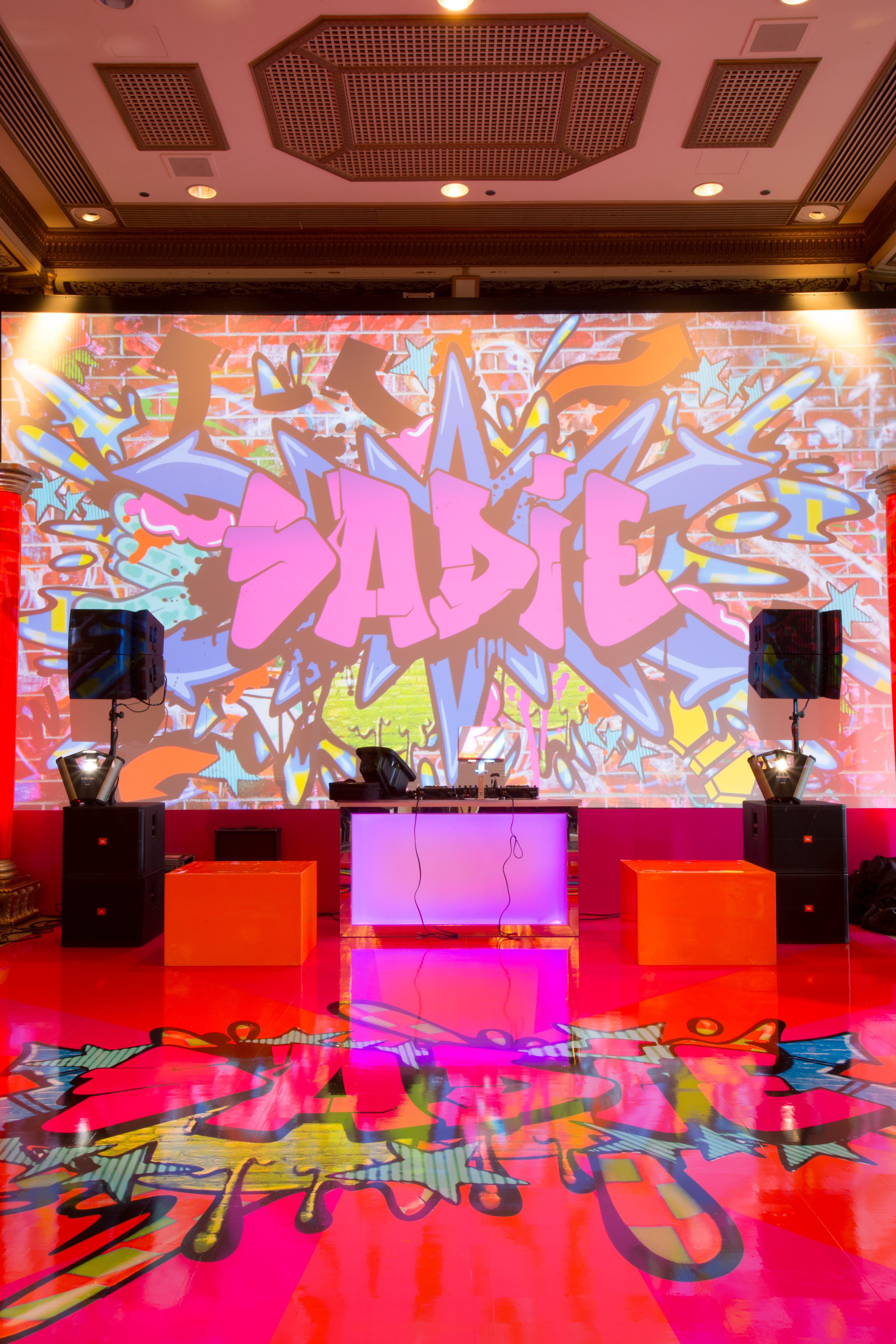 Bat Mitzvah - The Drake - Paulette Wolf Events