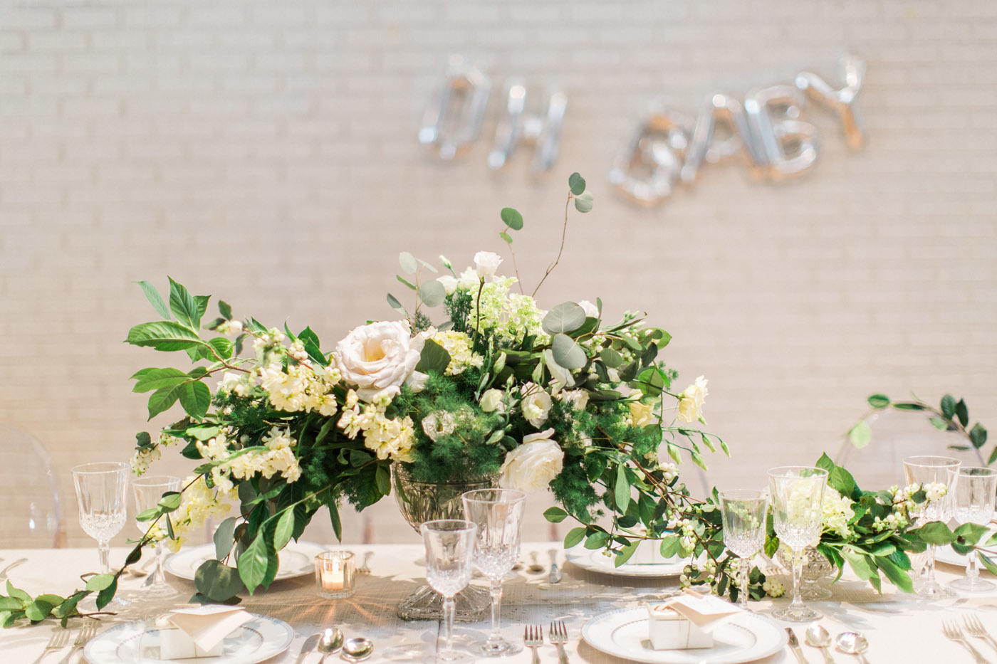 Intimate Baby Shower - Simply Flowers