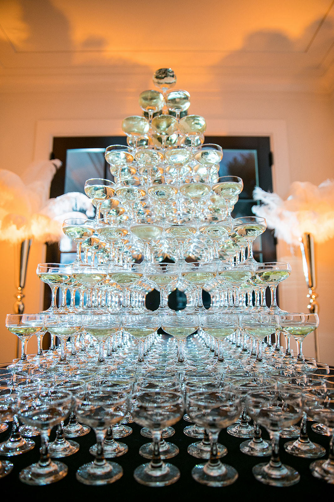 Gatsby Double Birthday - TINSEL Experiential Design