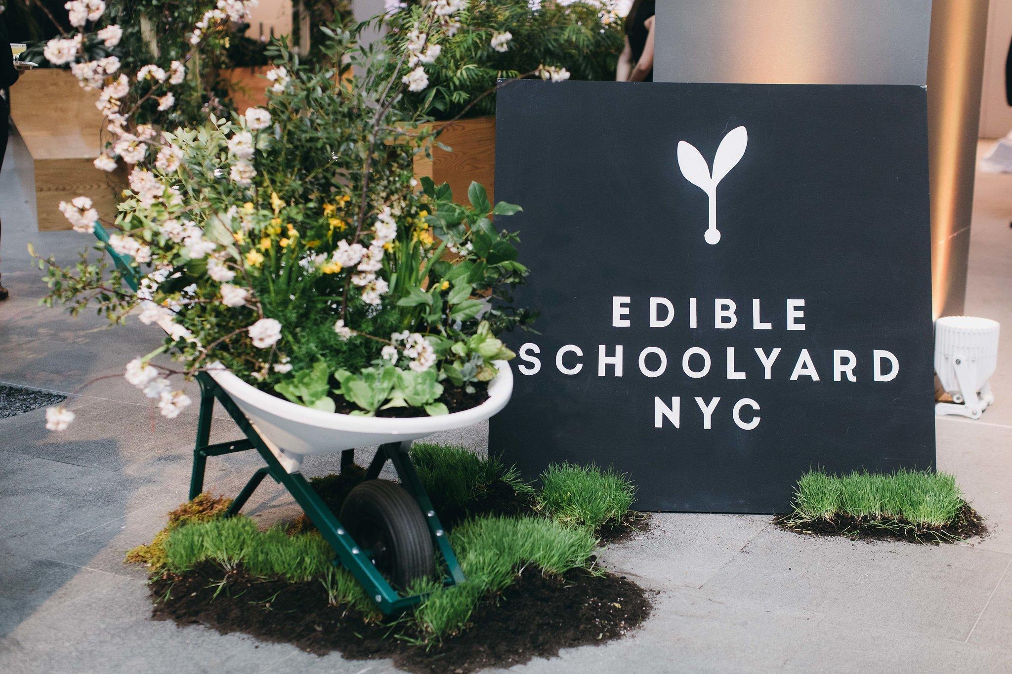2018 Edible Schoolyard Spring Benefit - TINSEL Experiential Design
