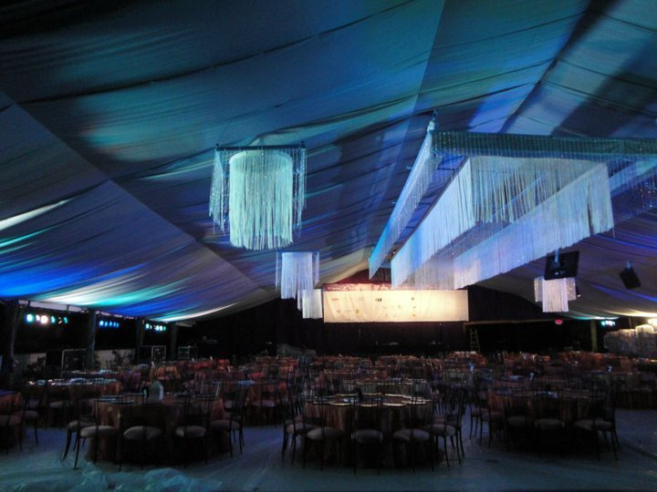 Stunning Non-Profit Event for the V Foundation - The Lux Productions