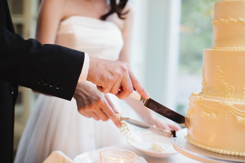 Intimate Garden Wedding - Esq.events
