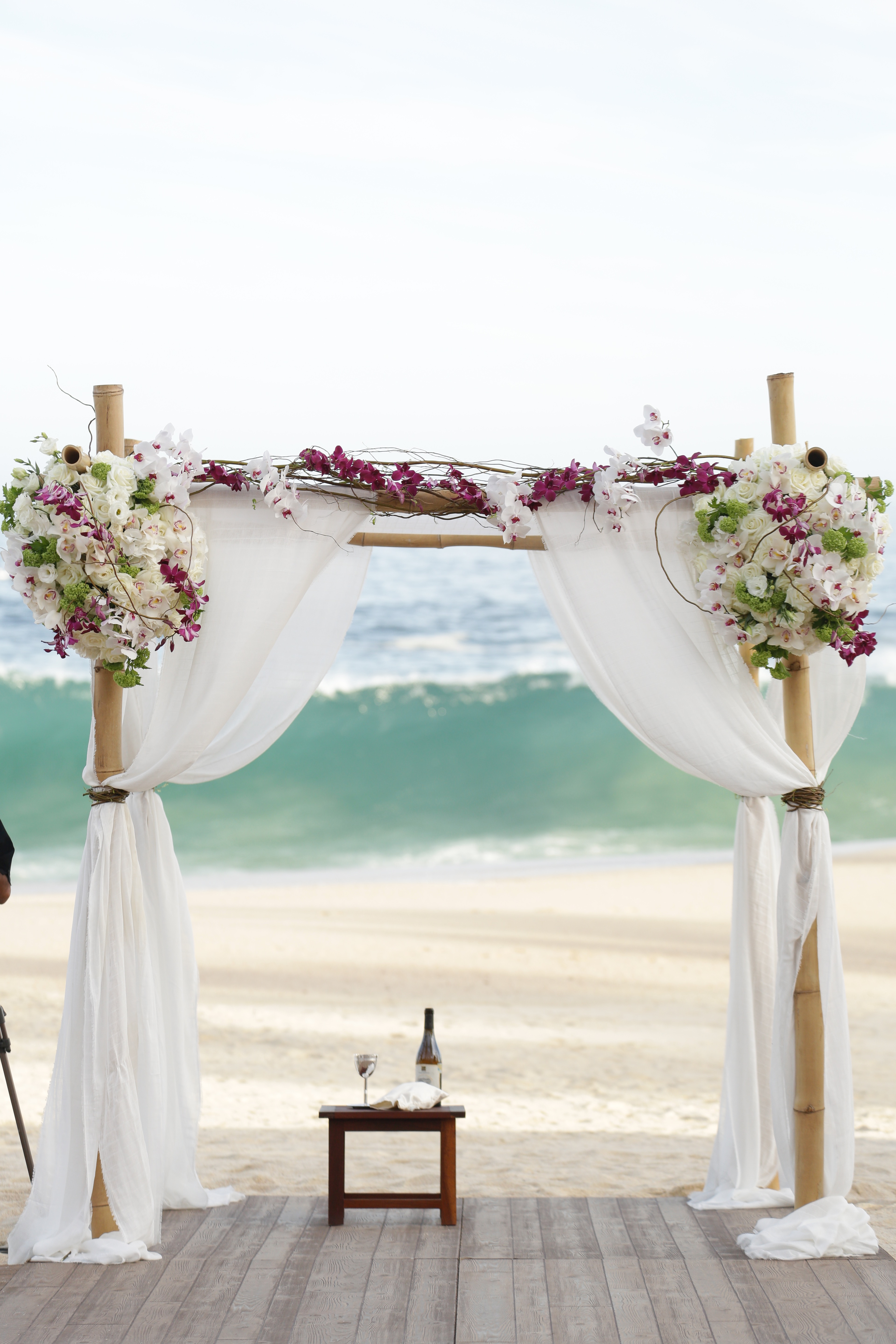 Destination Beach Wedding in Cabo - One&Only Palmilla