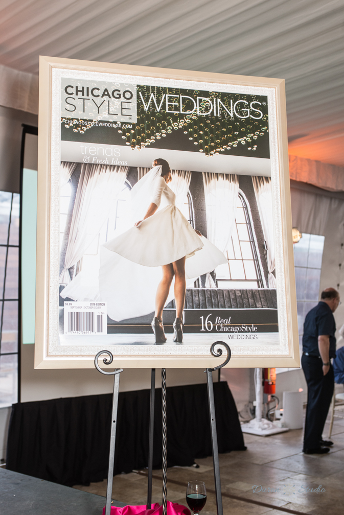 Chicago Style Weddings Launch Party - Galleria Marchetti