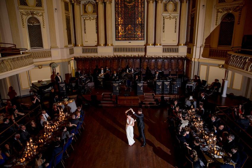 Kate + Phil's Wedding