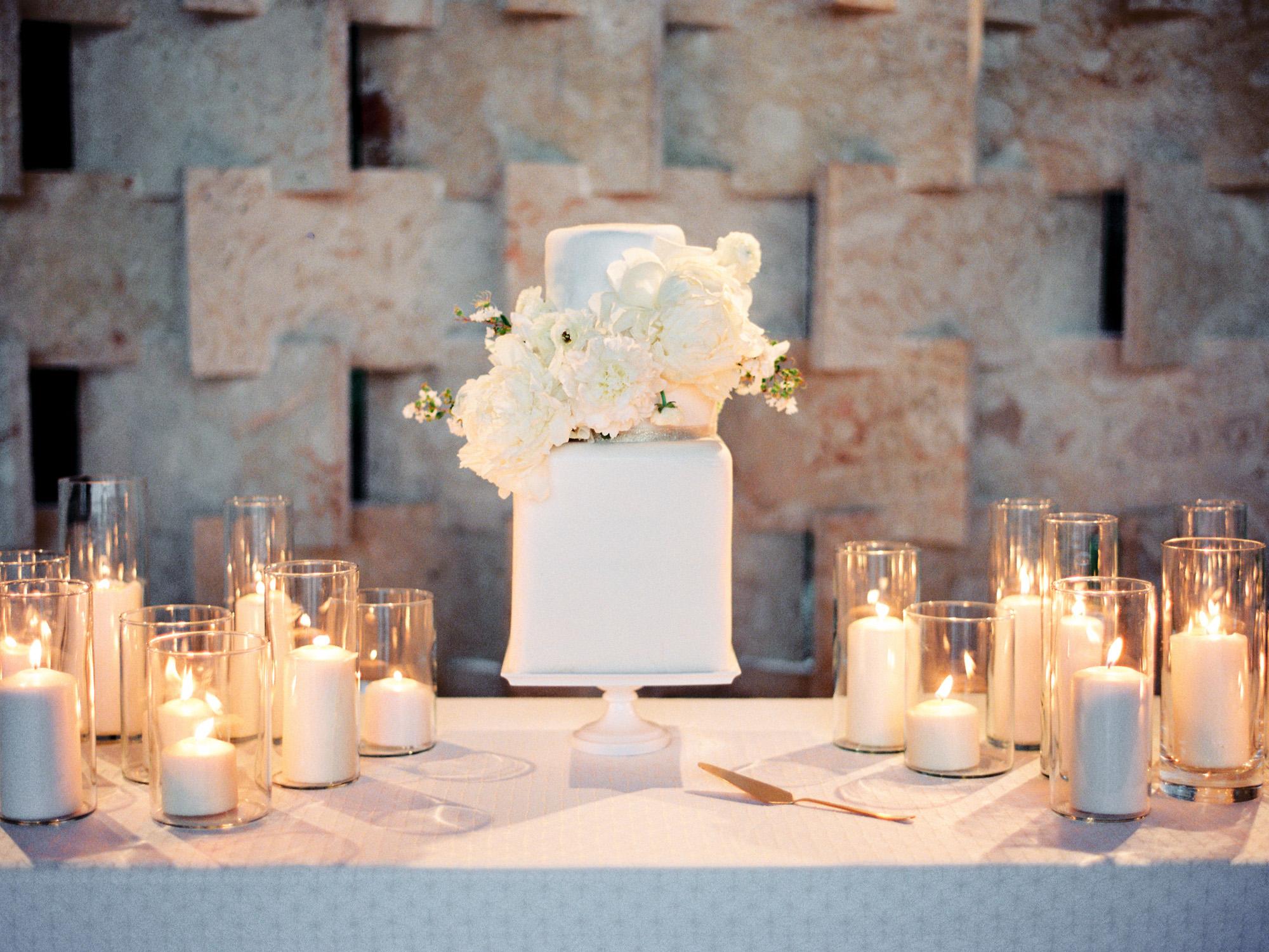 Elegant Oceanside Destination Wedding - Stefanie Miles Events