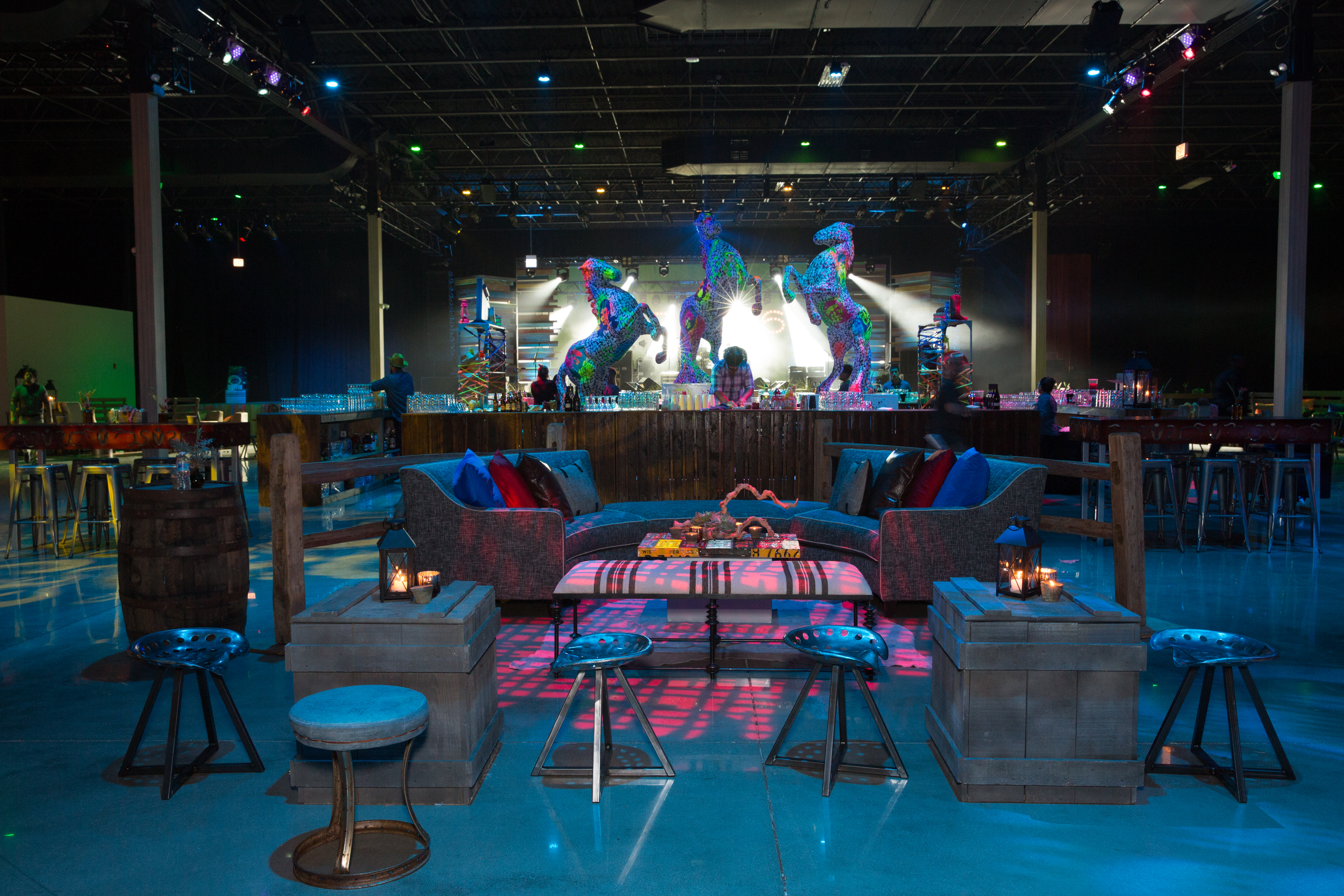 Wild West Corporate Event with Keith Urban - Sheri Whitko Photography