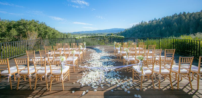 Posted by Auberge du Soleil - A Venue professional