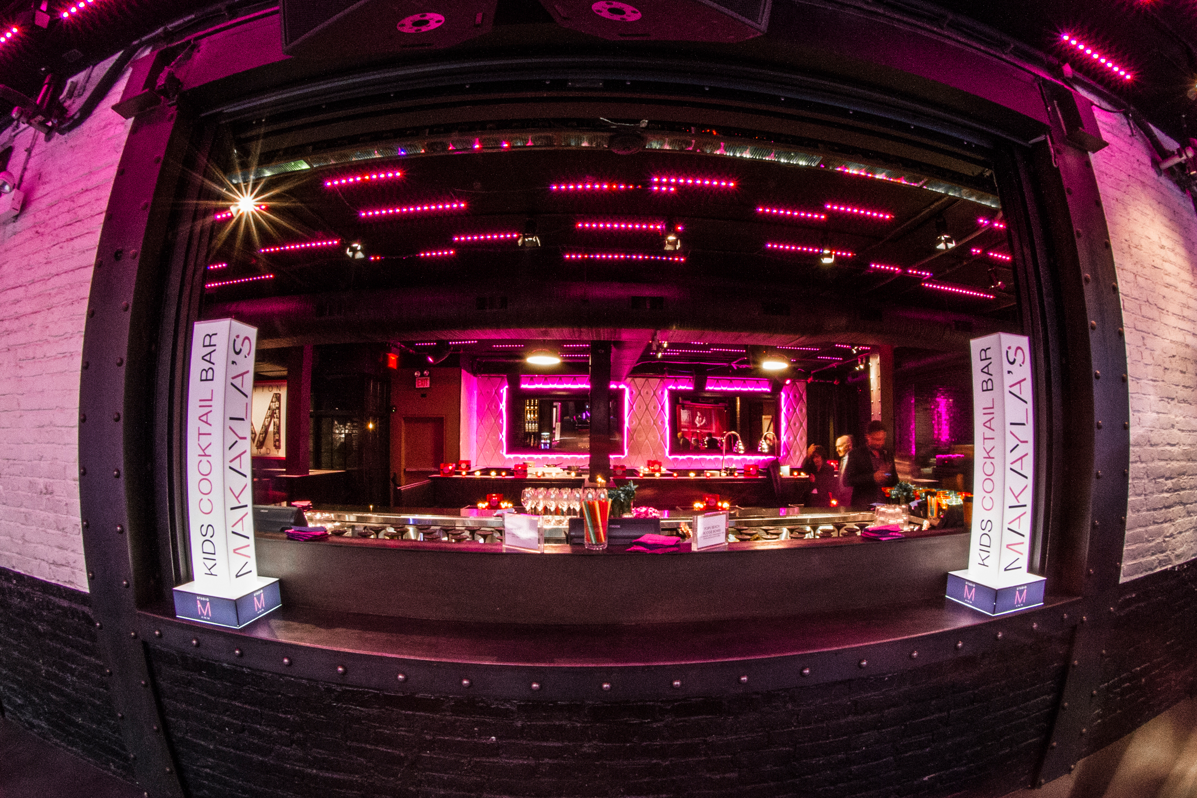 Bat Mitzvah at Studio Paris - Kehoe Designs