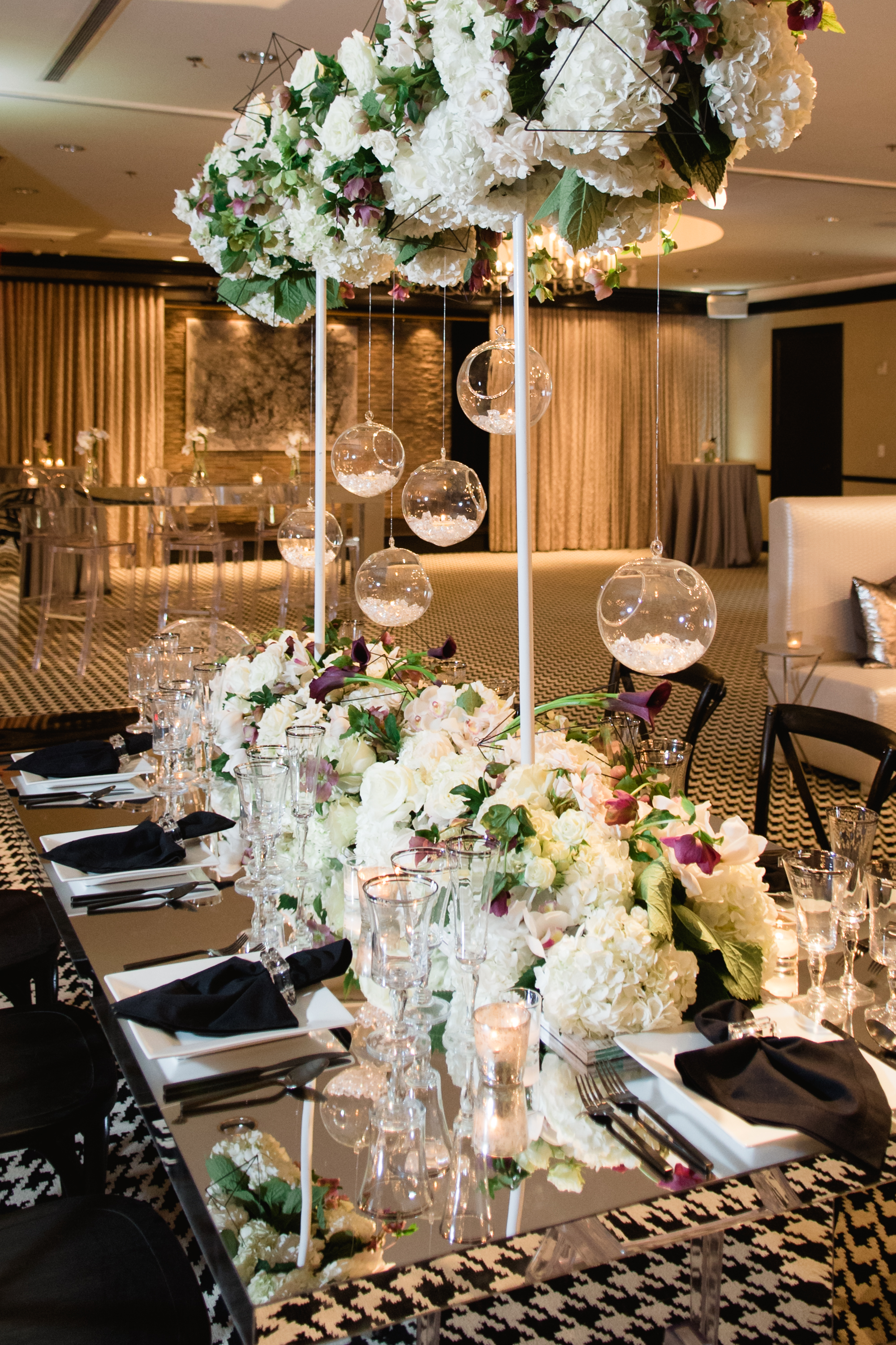 PartySlate Dallas Reveal - Modern Luxury Weddings Dallas