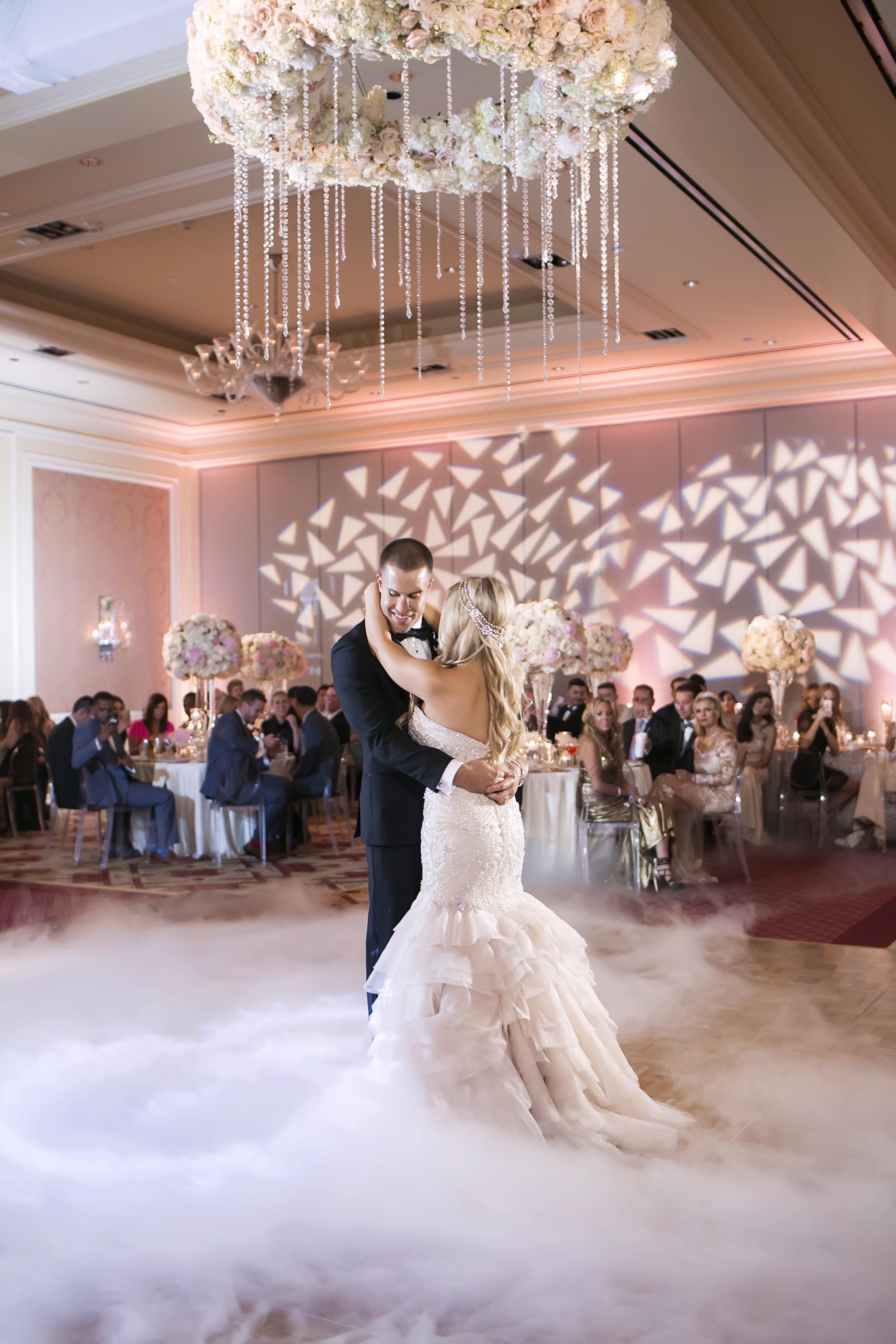 Brittany & Jason's Romantic Wedding - Posh Floral Designs