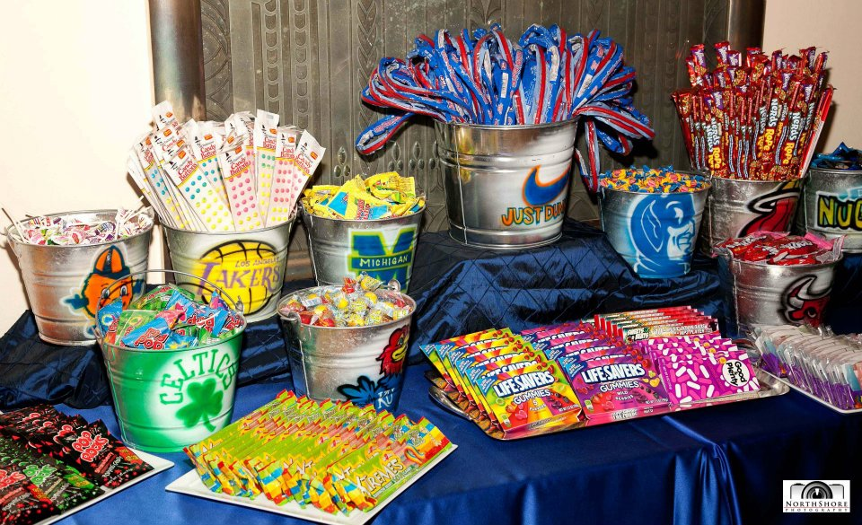 Just Dunk It Bar Mitzvah - Rochelle L. Baker