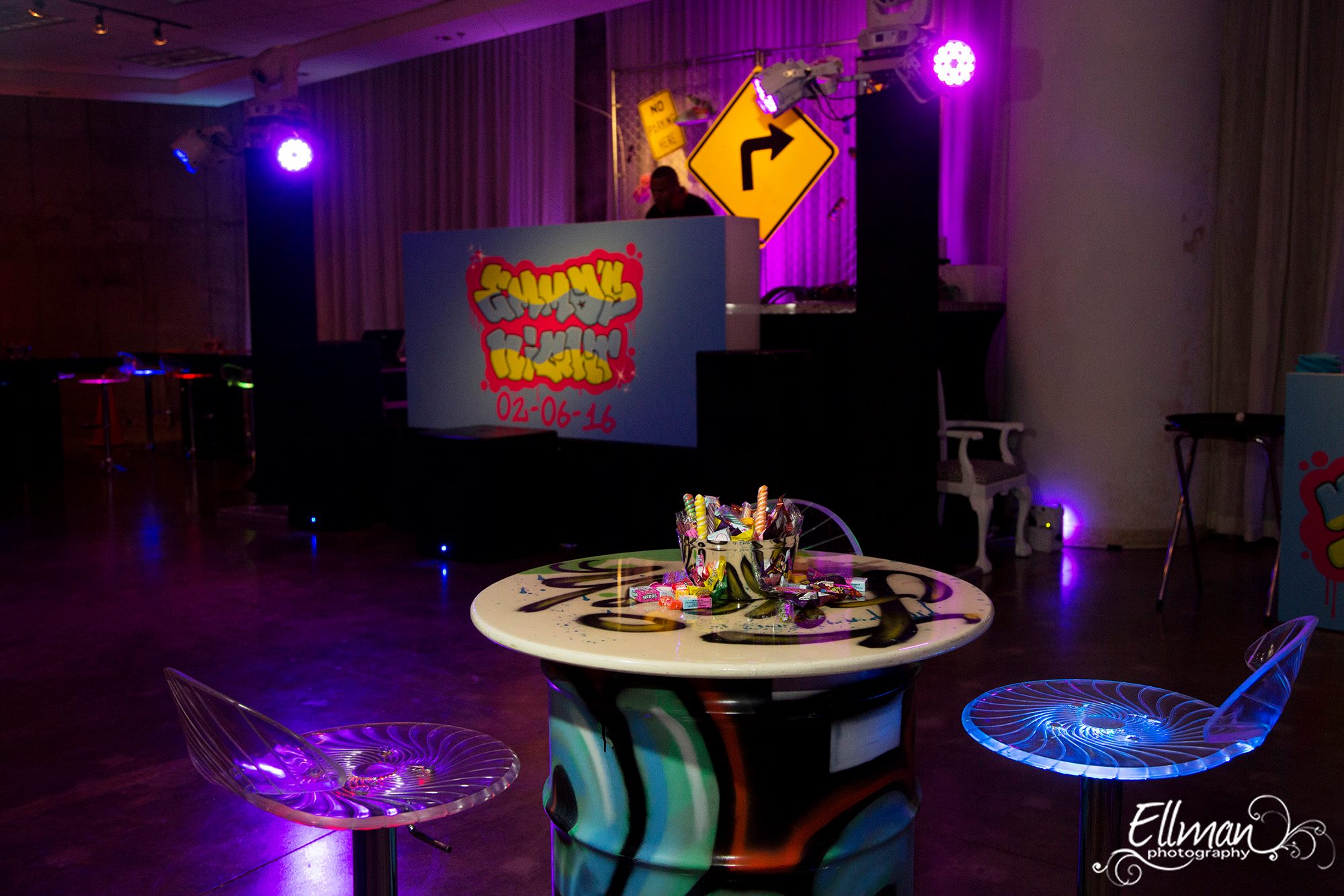 Bat Mitzvah Celebration - The Pads