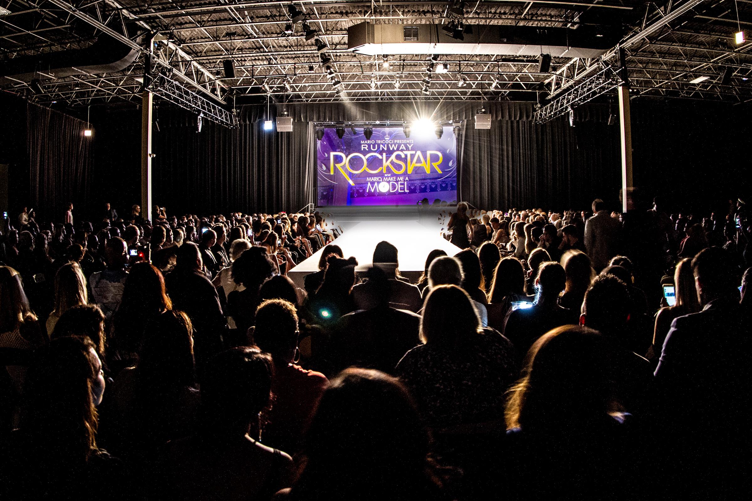 """Runway Rockstar"" Fashion Show at The Geraghty - The Geraghty"