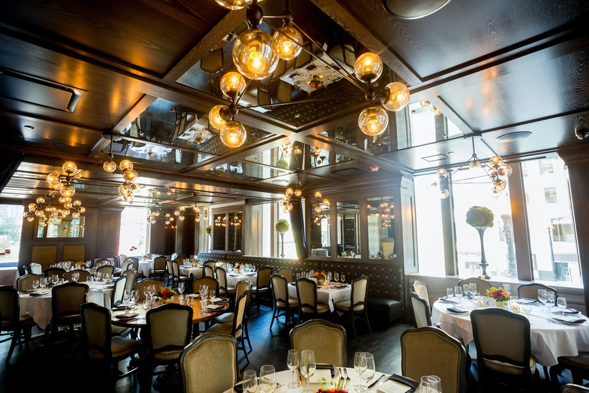 Prime provisions private dining room partyslate for Save room net