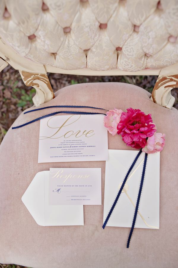 French Inspired Pink Wedding - Andie Freeman Photography