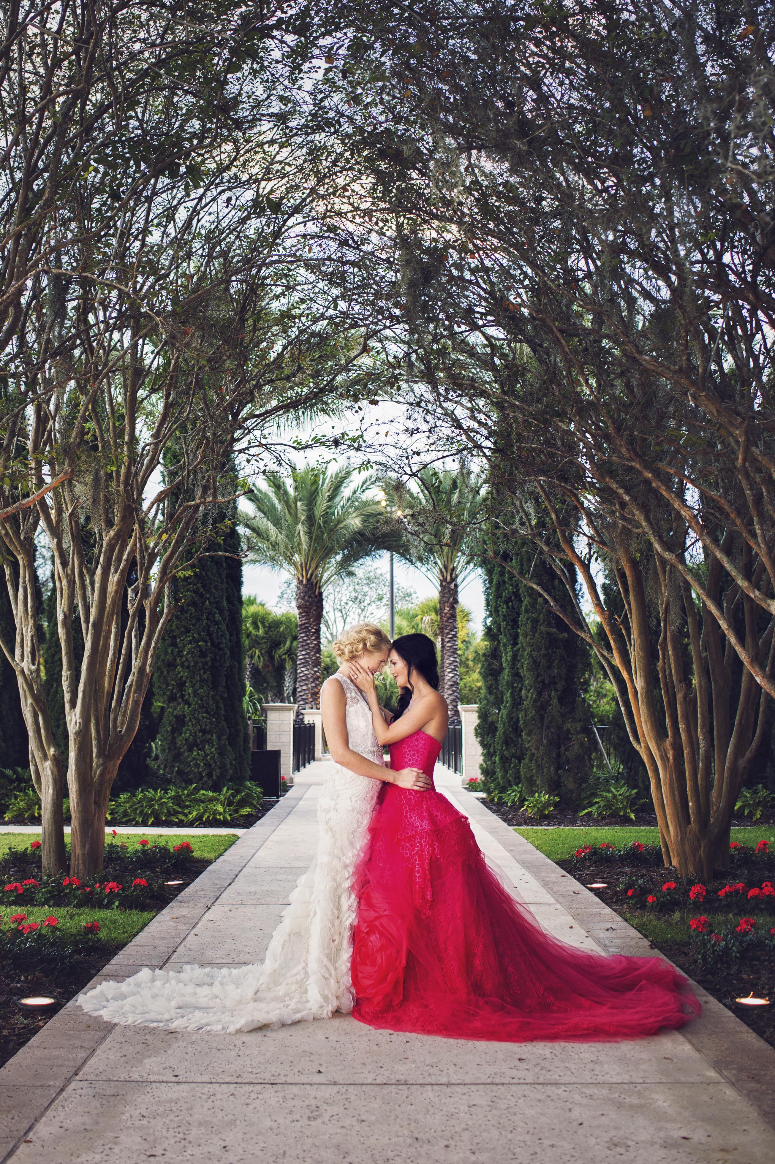 Holly Marie & Angee's Wedding - Jamie O' + Co