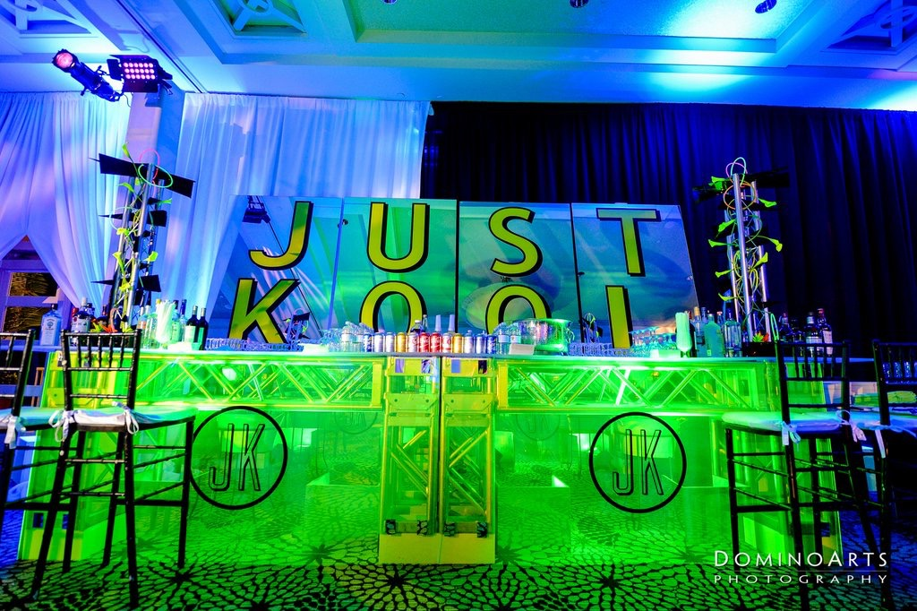 Neon Chic: Boca Raton Bar Mitzvah - Chris Weinberg Events