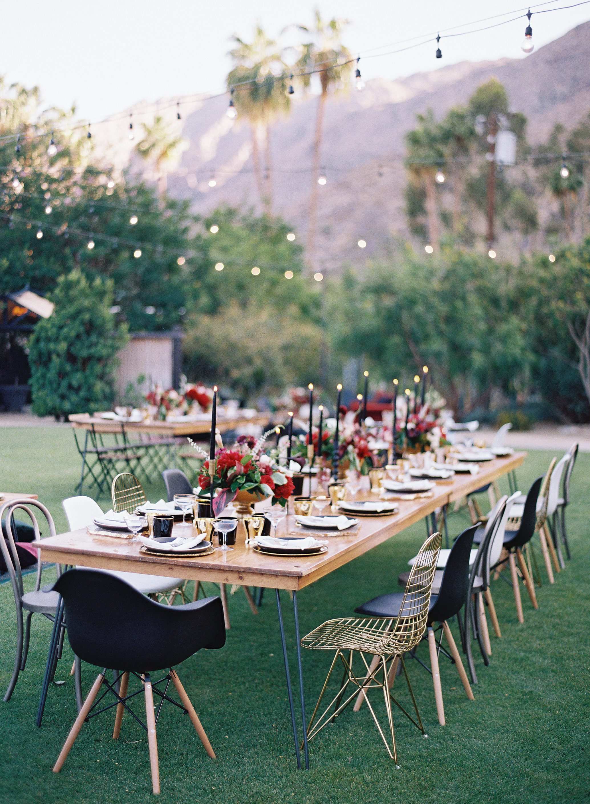 Romantic Outdoor Wedding - Amorology