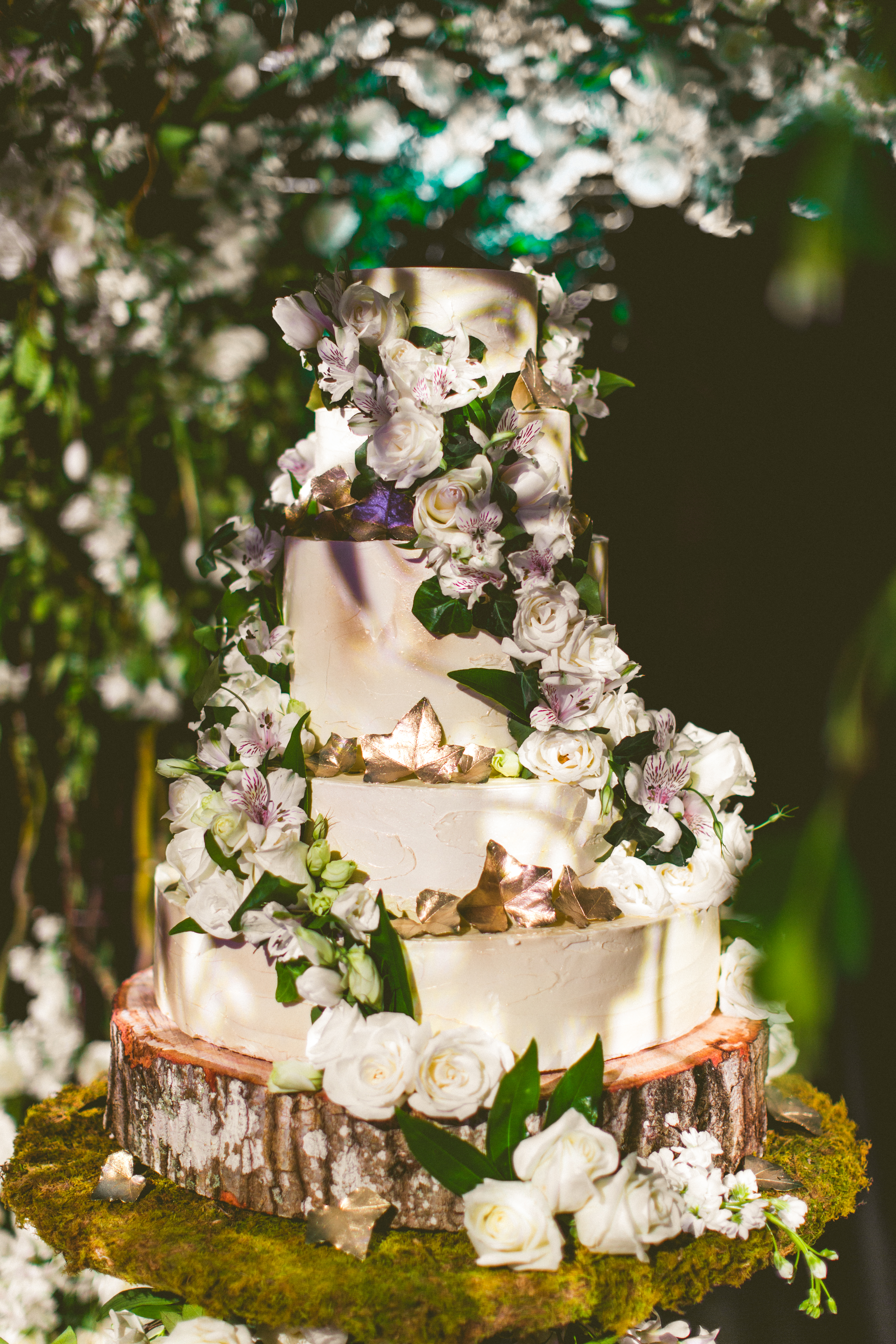 Enchanted Forest Wedding - Four Seasons Resort Orlando at Walt Disney World® Resort