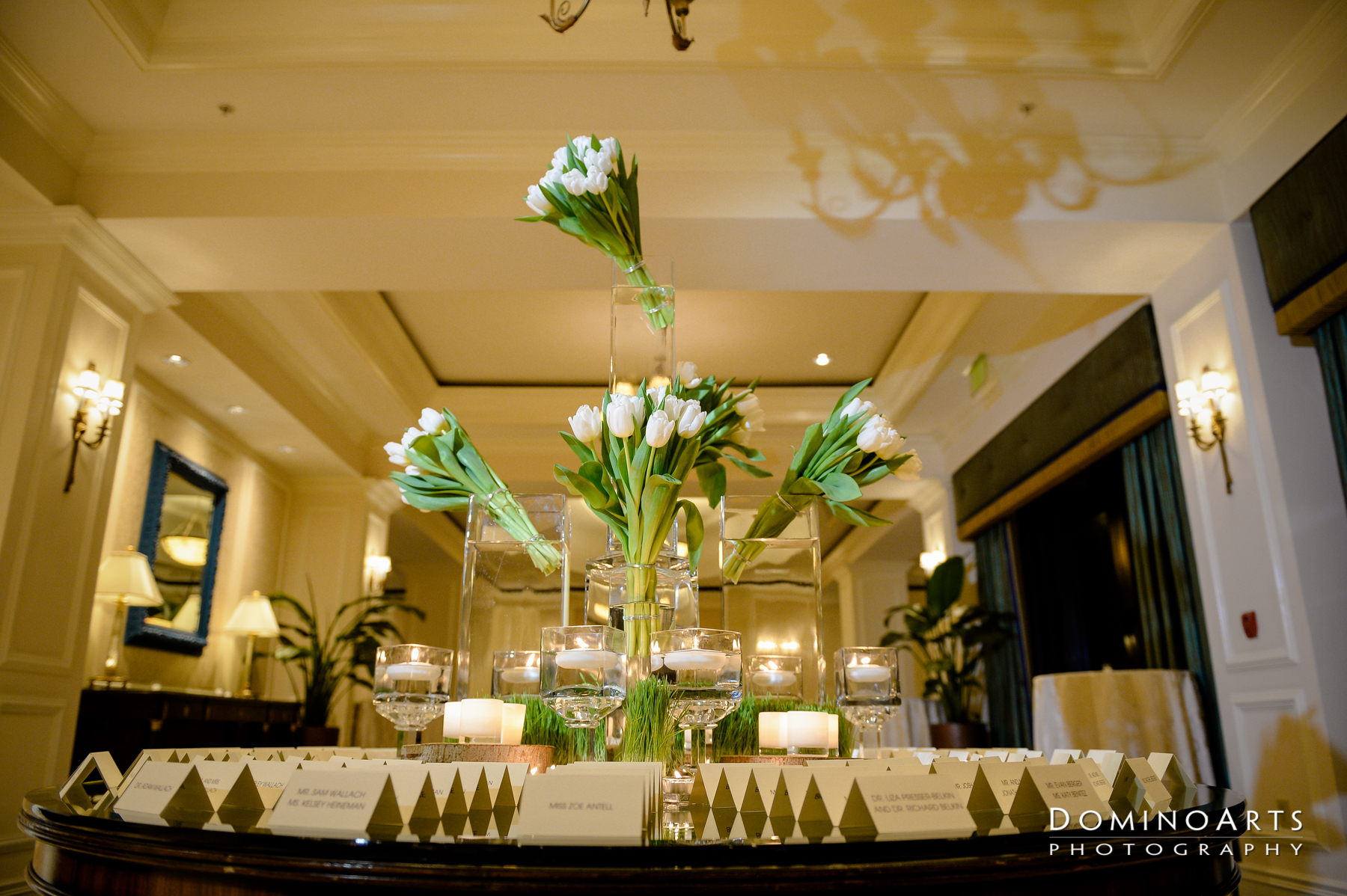 Blooming at the Ritz: Miami Dinner Party - Chris Weinberg Events