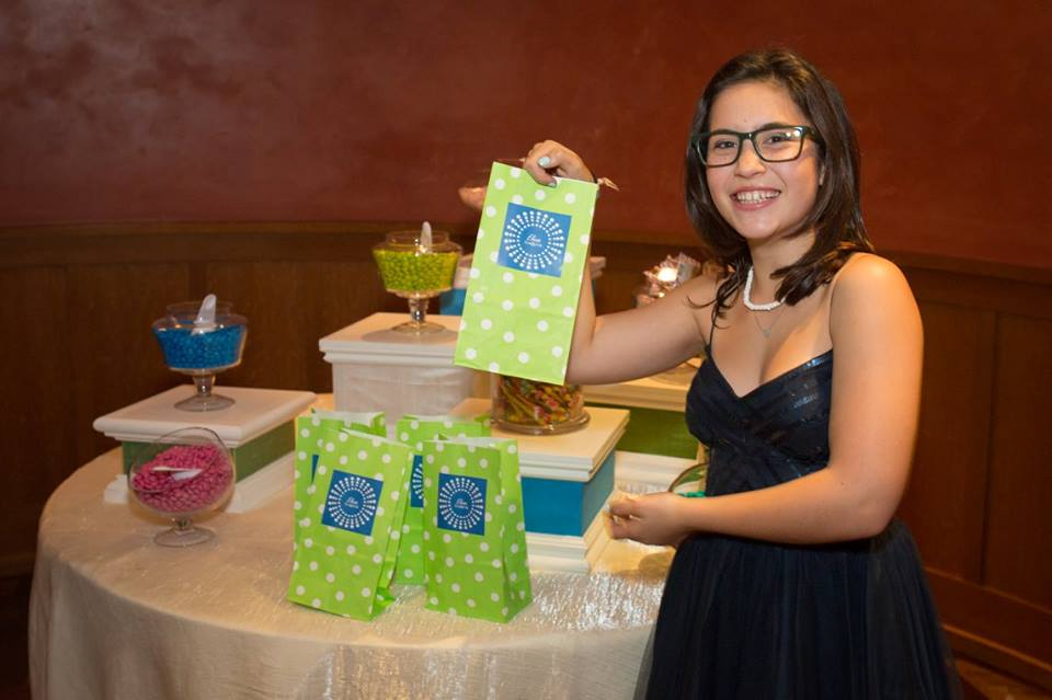 Mama Mia Bat Mitzvah - Just Jayne Events