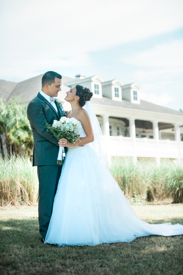 Elegant & Modern Country Plantation Club Wedding - Napoleoni Photography