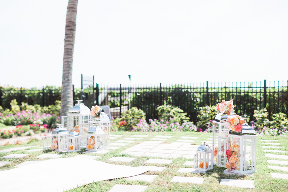 Seaside Sunset Naples Wedding - Table 6 Productions – Florida