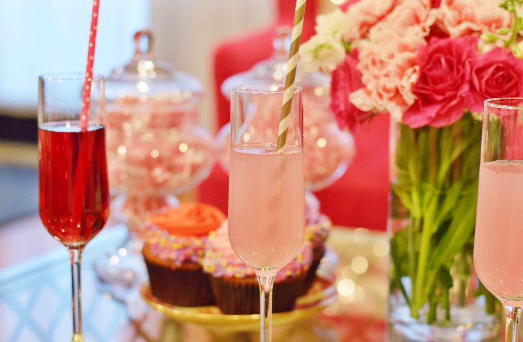 Galentine's Day Celebration At The Office! - Wrap It Up Parties