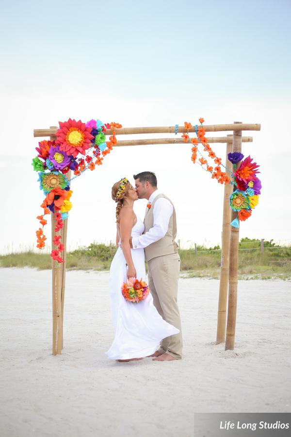 Boho Chic Wedding at Postcard Inn - Table 6 Productions – Florida