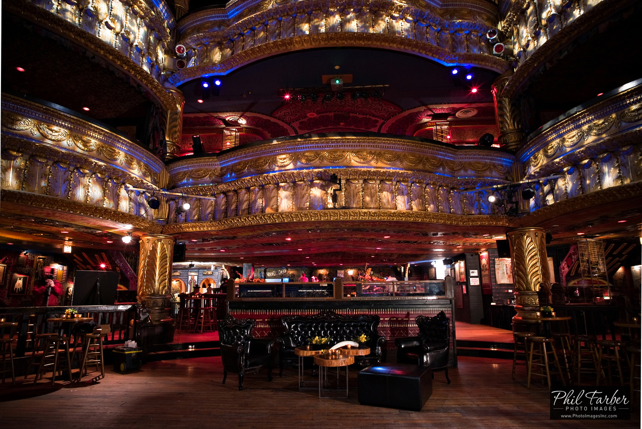 house of blues chicago - the music hall - partyslate