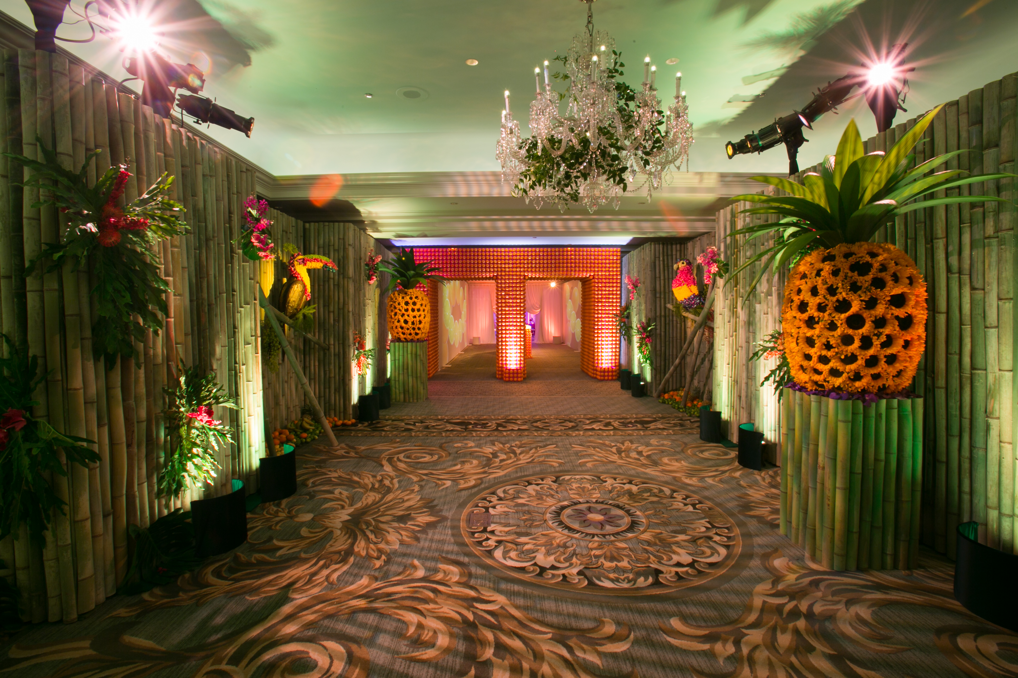 Bat Mitzvah - Four Seasons Hotel - Paulette Wolf Events