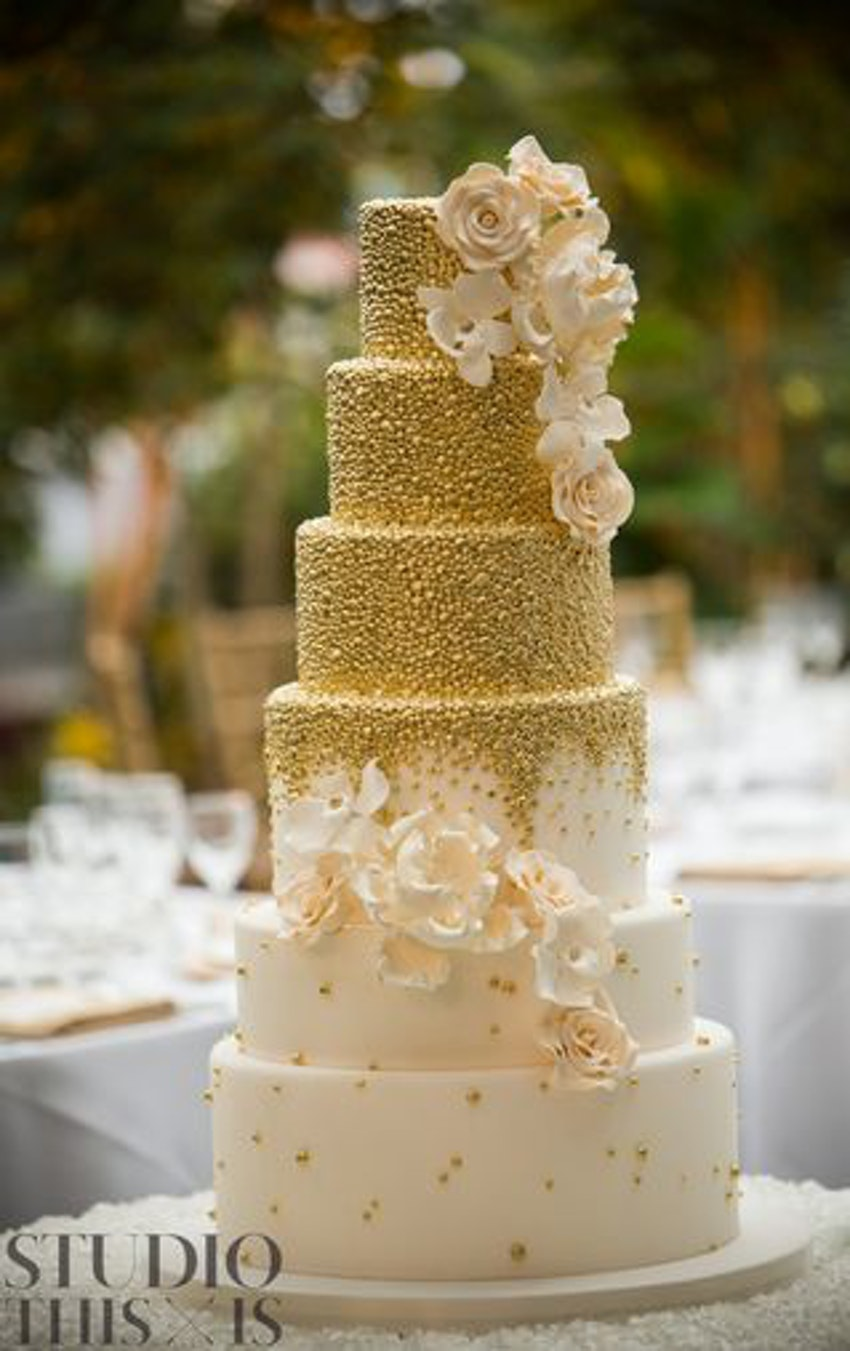 Amy Beck Cake Design - Wedding cakes - PartySlate