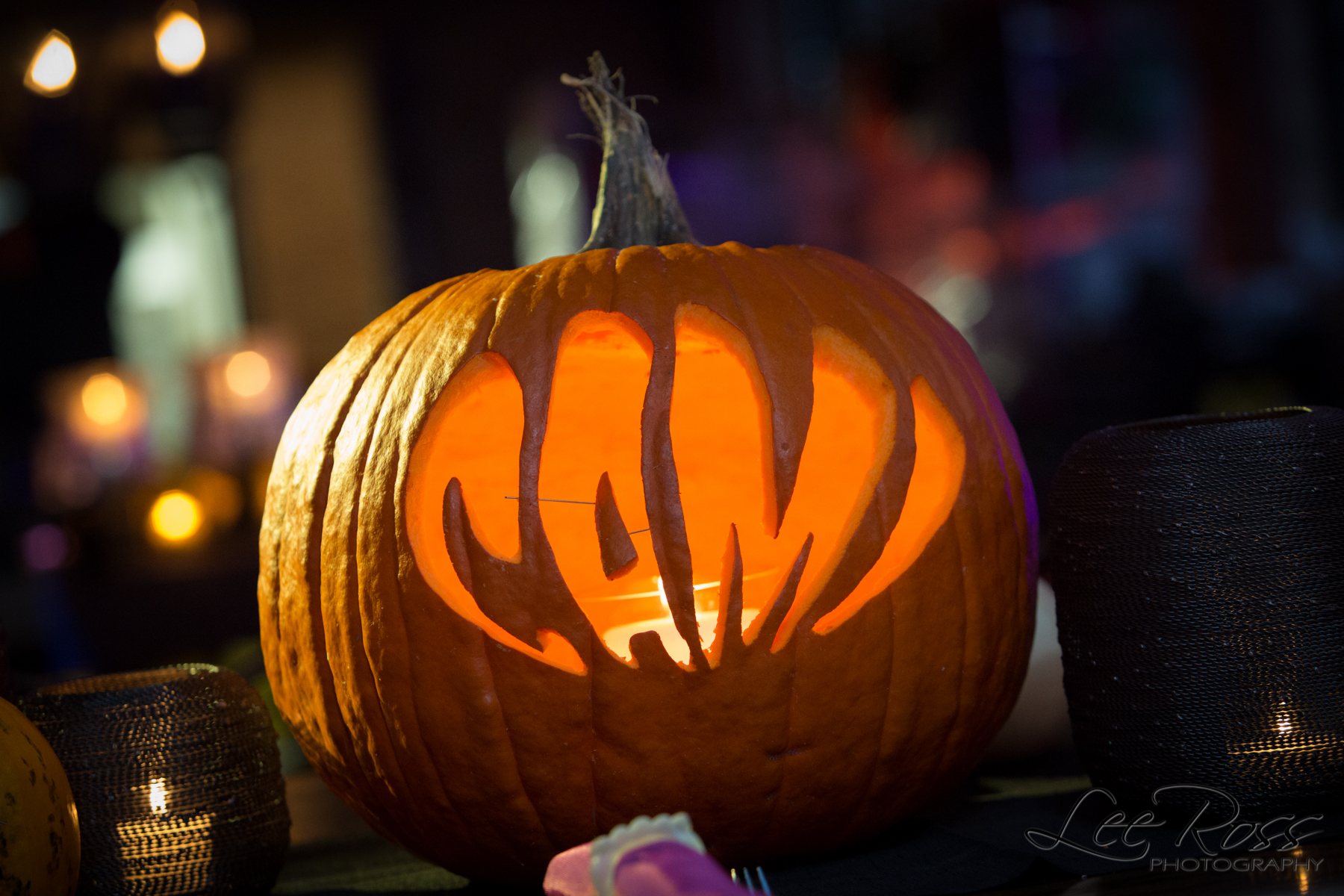 Halloween Bat Mitzvah - Designer Event Chicago