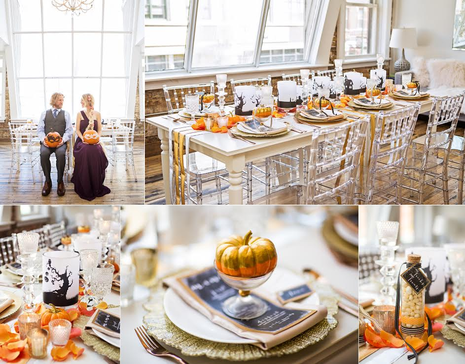 A Haunted Sweet Soiree - A Perfect Event