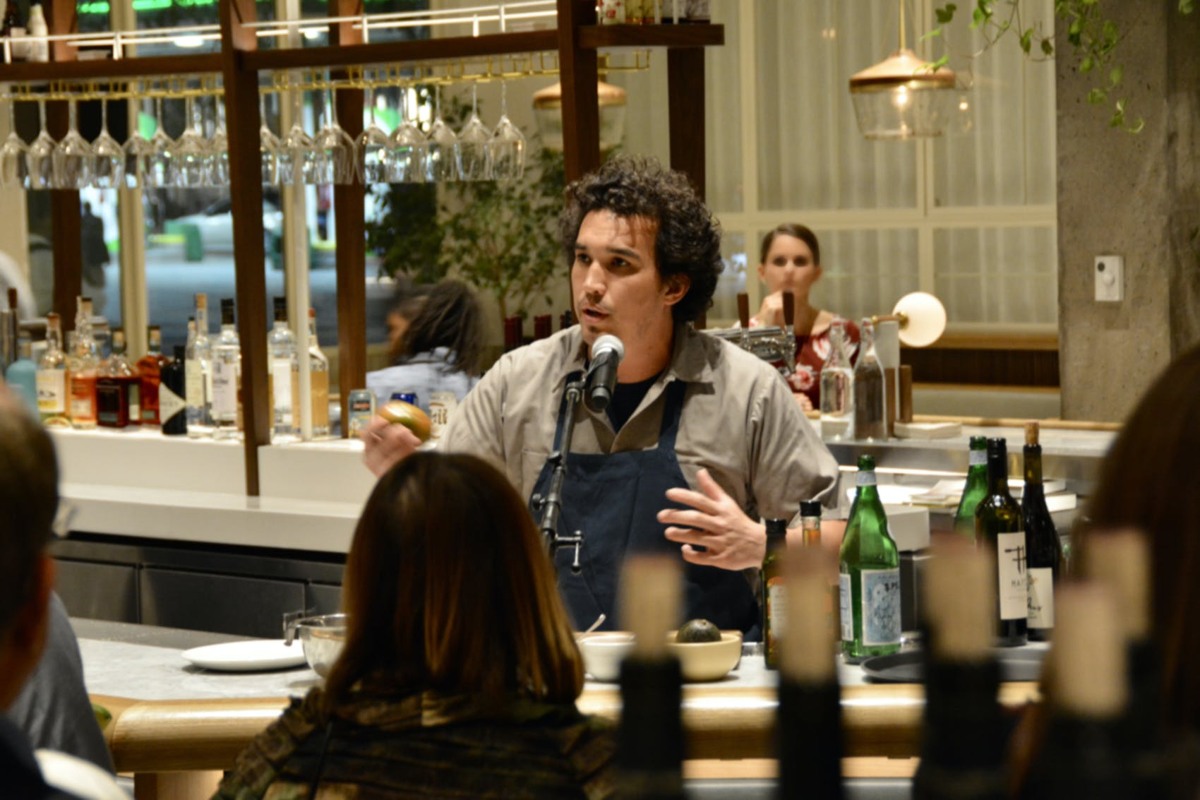 chef demo and talk at pacific standard time in chicago
