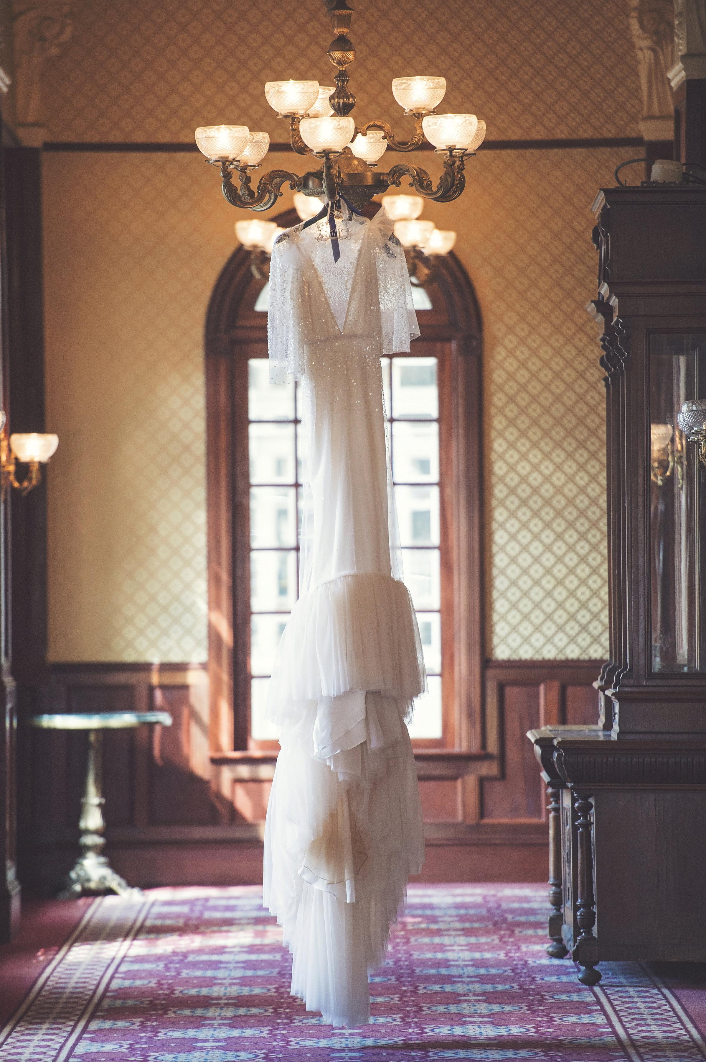 Classic Gatsby Wedding - Jamie O' + Co