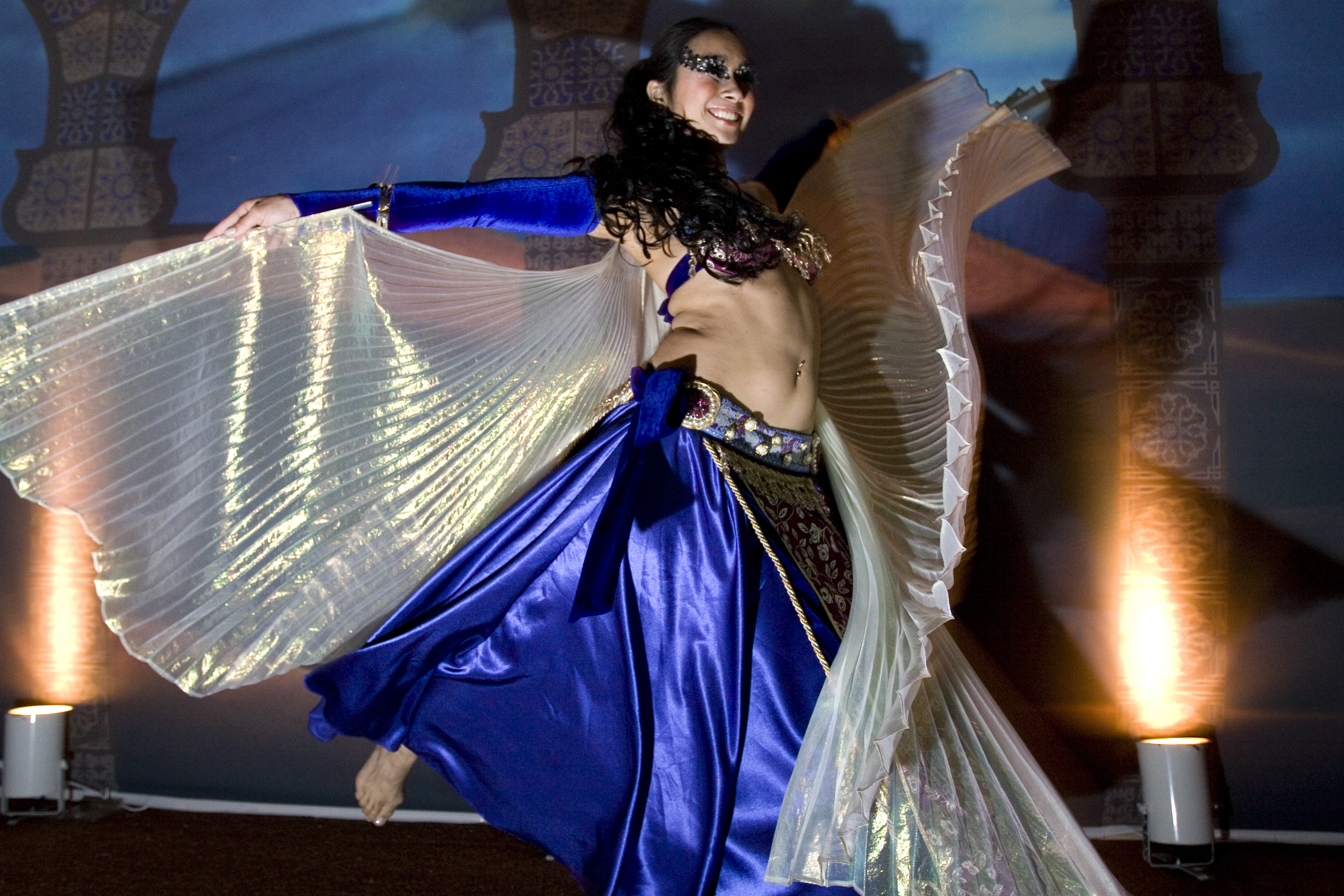 Arabian Nights Costume Party - Birch Design Studio