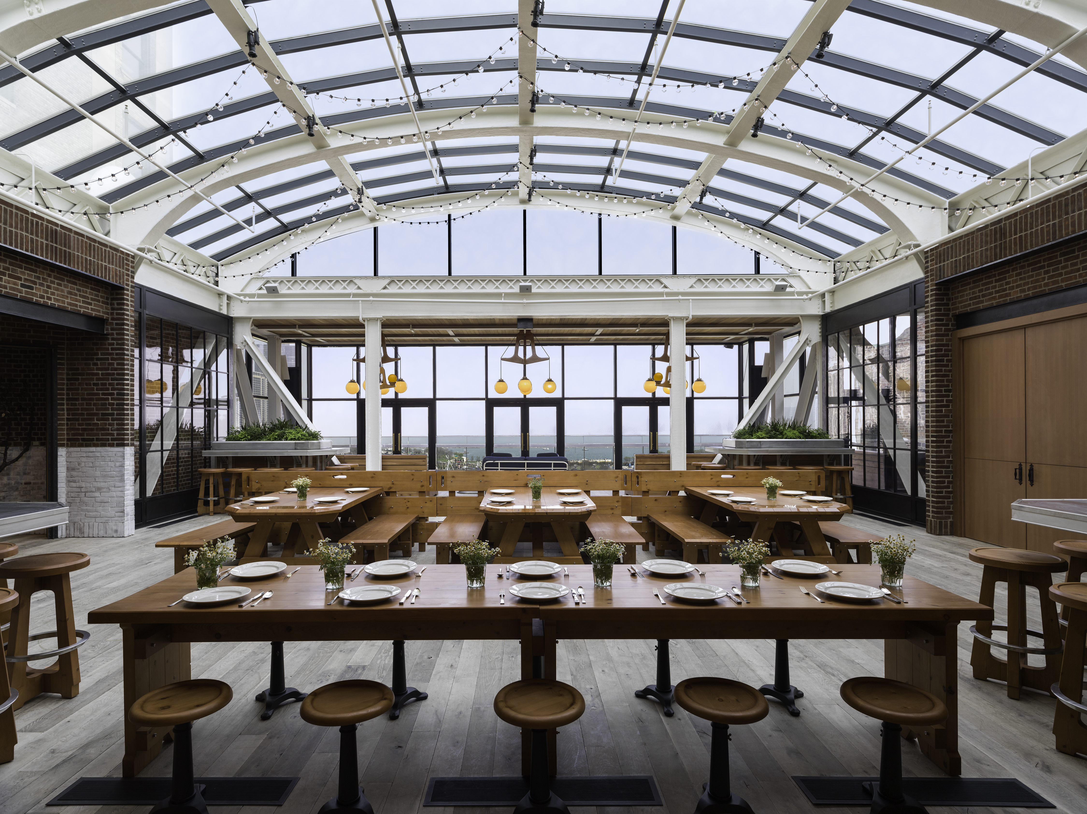 Cindy's Private Dinning Space - Chicago Athletic Association Hotel