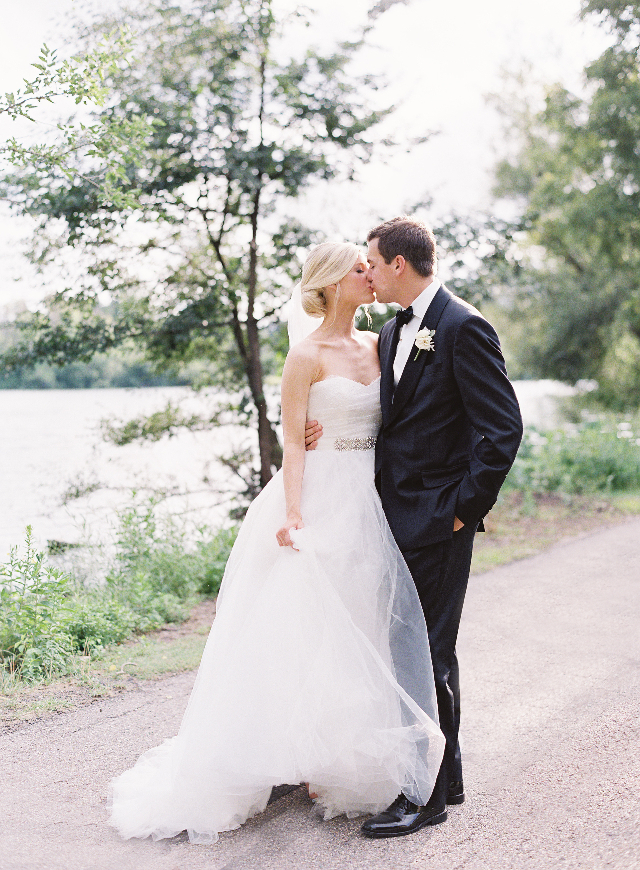 Notre Dame, Indiana Wedding - Jacqui Cole Photography