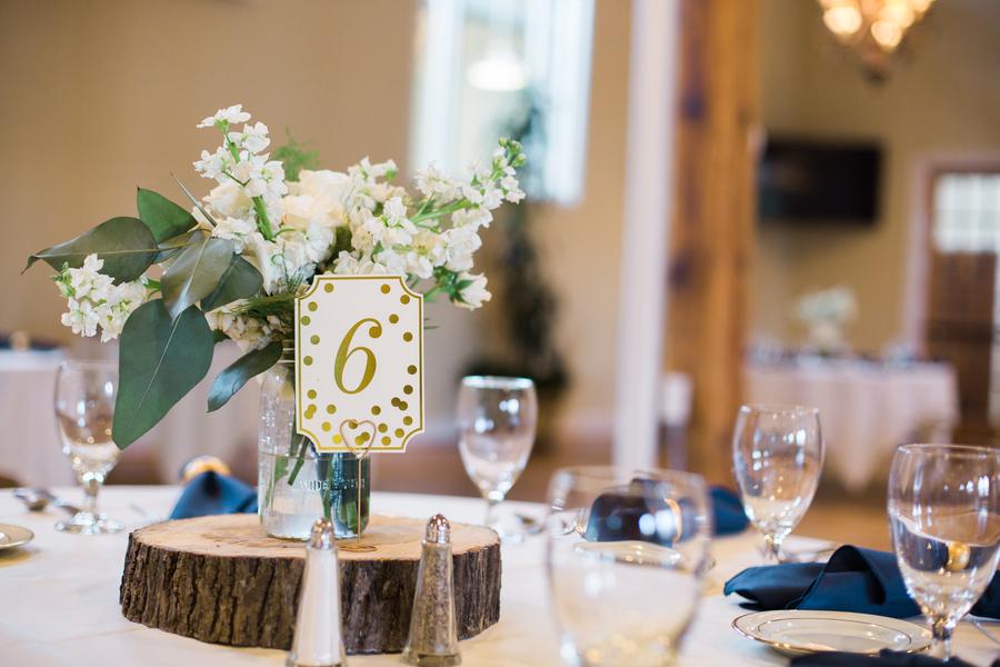Elegant Ballroom Wedding - Danielle Defayette Photography