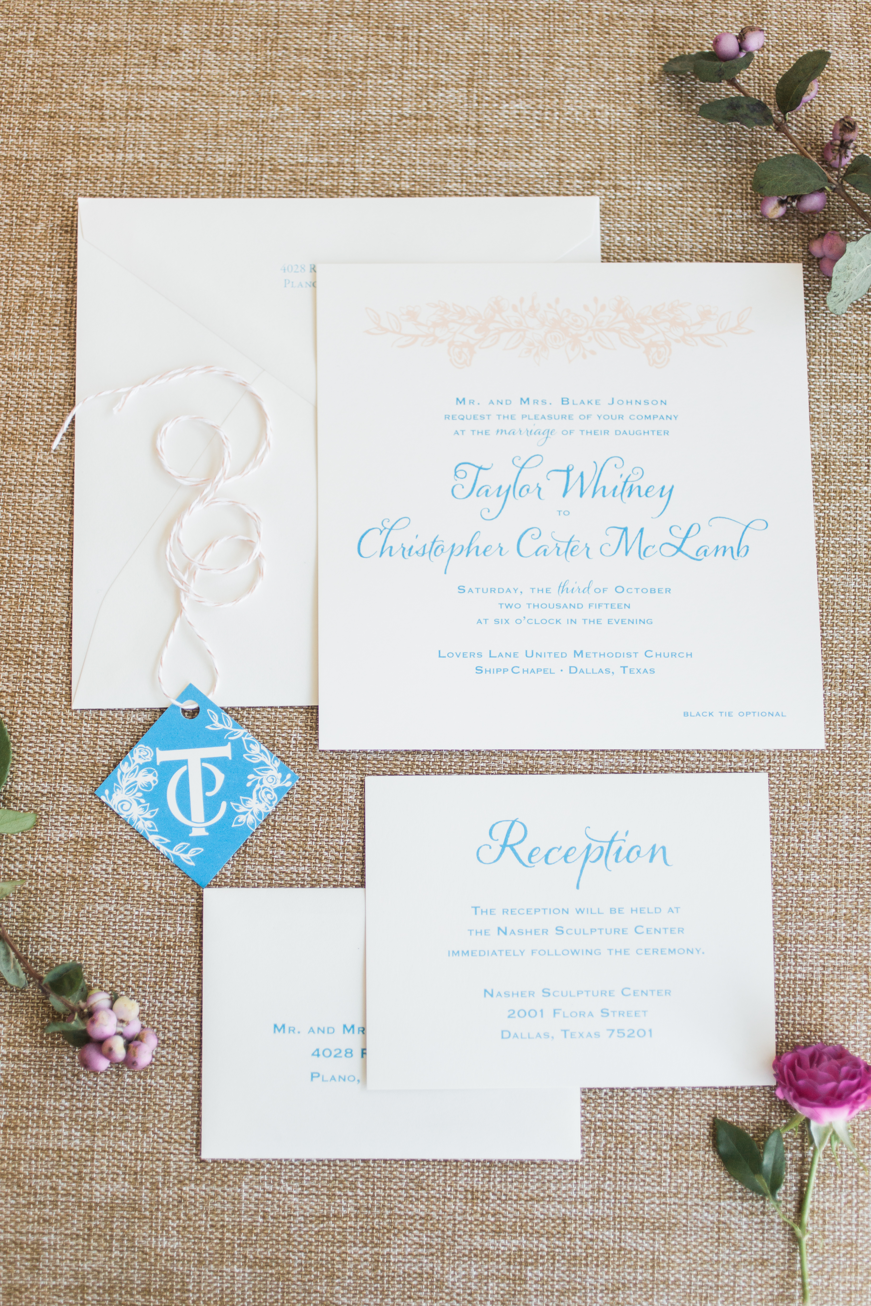 Johnson + McLamb Wedding - As You Wish Events