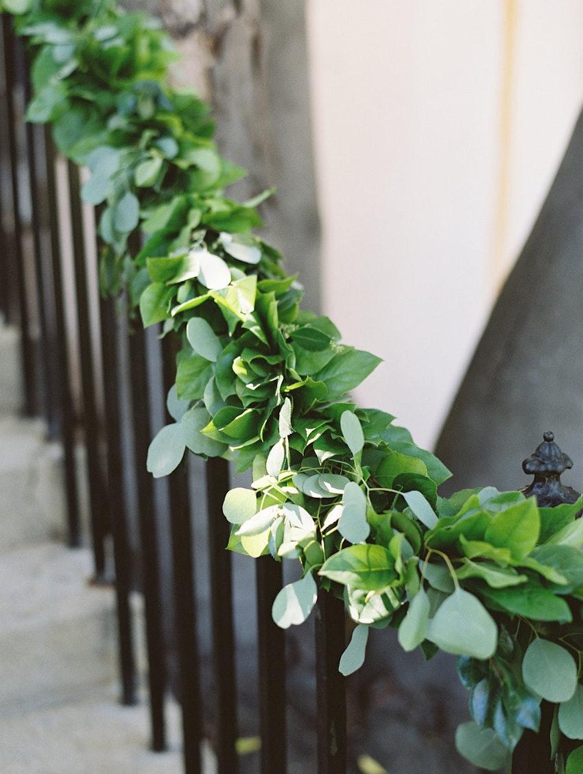 greenery garland