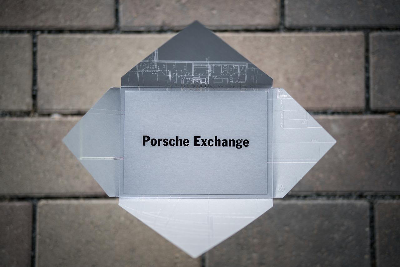 Porsche Exchange Grand Re-Opening - Entertaining Company