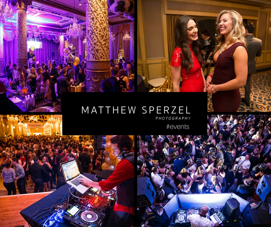 Party & Live Music Event Photography