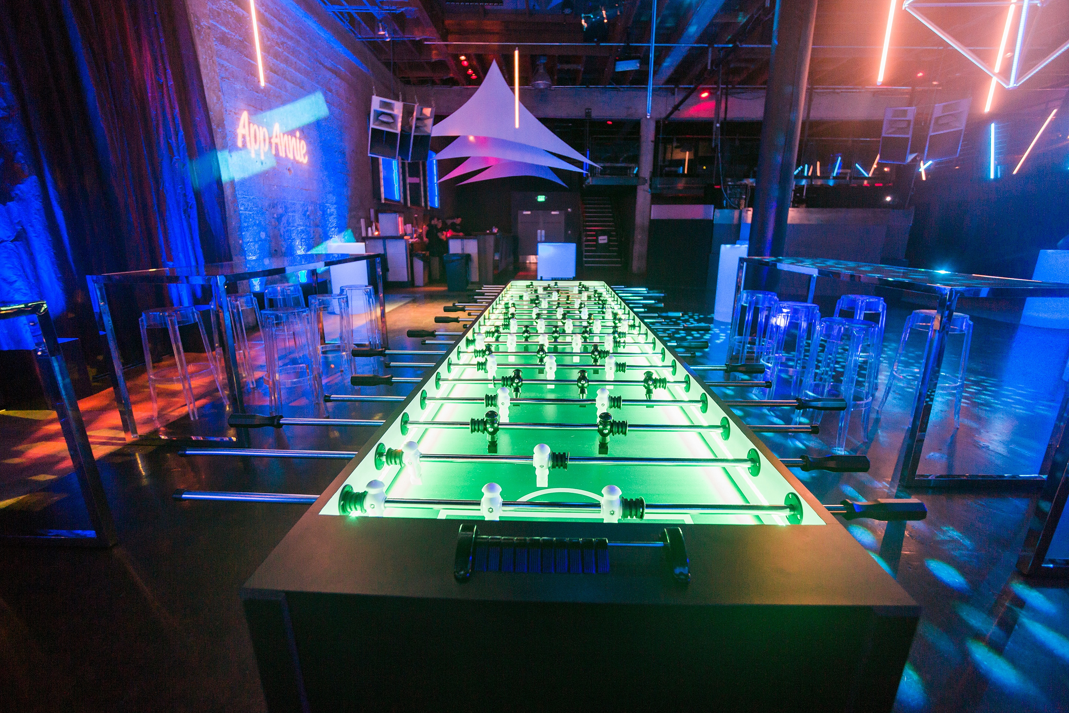 App Annie Visionary Party - Roar Events