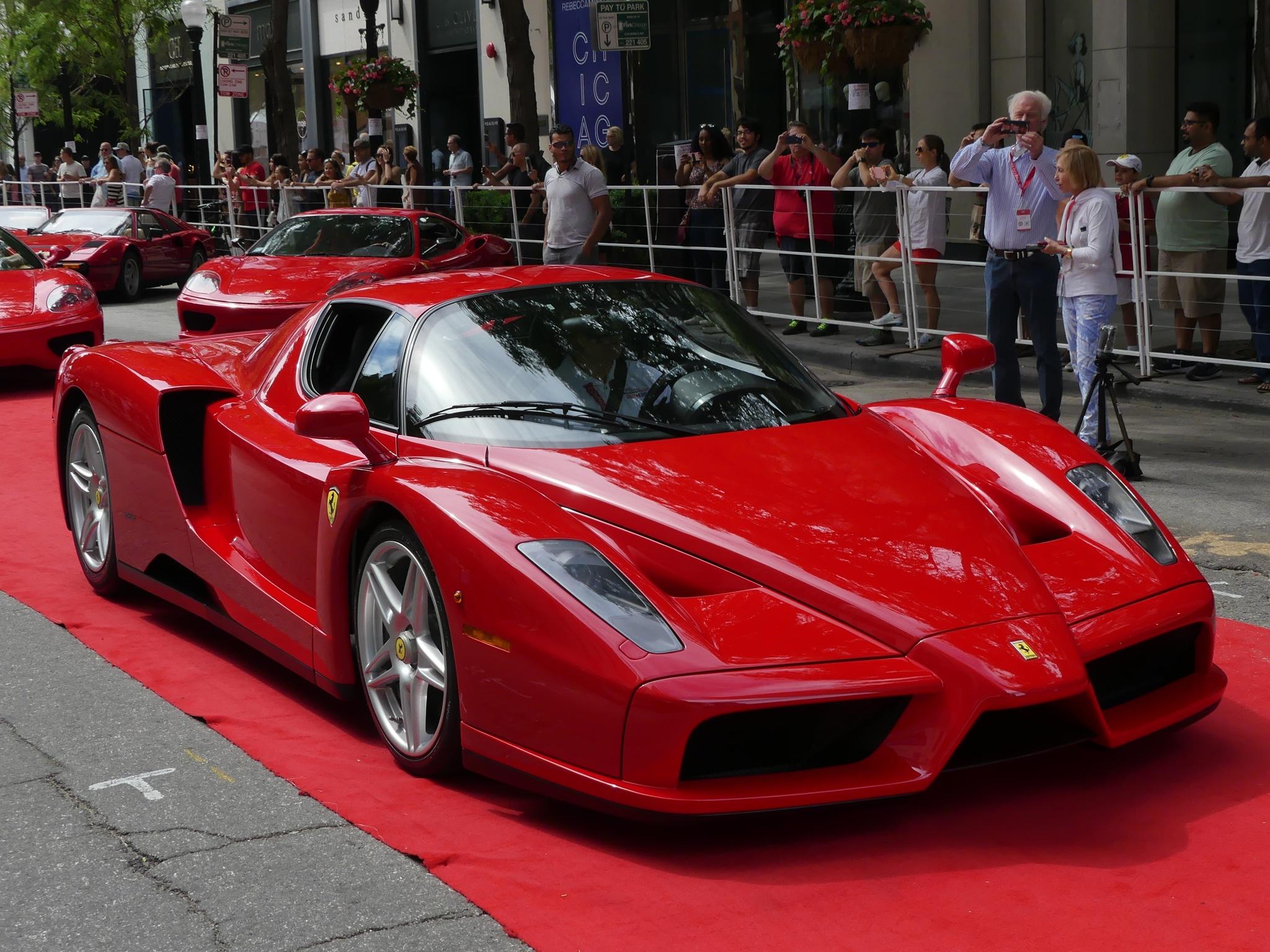 Ferraris On Oak Street - Paulette Wolf Events