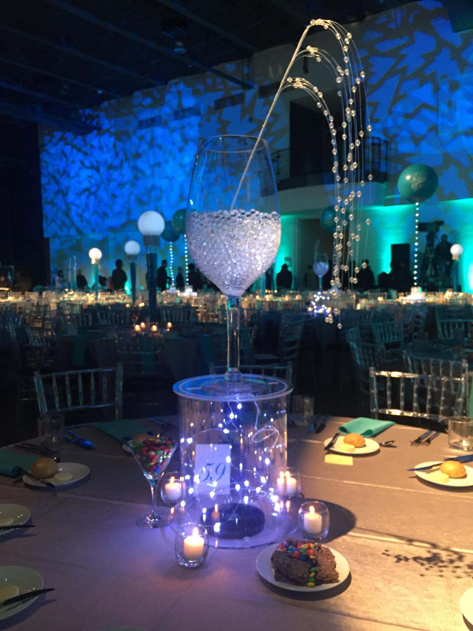 "Cancer Wellness Annual Benefit ""Raise Your Glass"" - Kleifield Design & Associates, Inc."